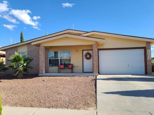 14624 Desierto Lindo Avenue, Horizon City, TX 79928 (MLS #853230) :: The Matt Rice Group