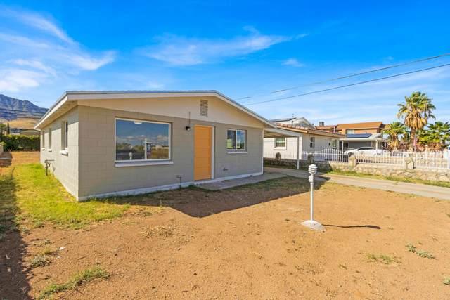 9029 Norton Street, El Paso, TX 79904 (MLS #853237) :: Preferred Closing Specialists
