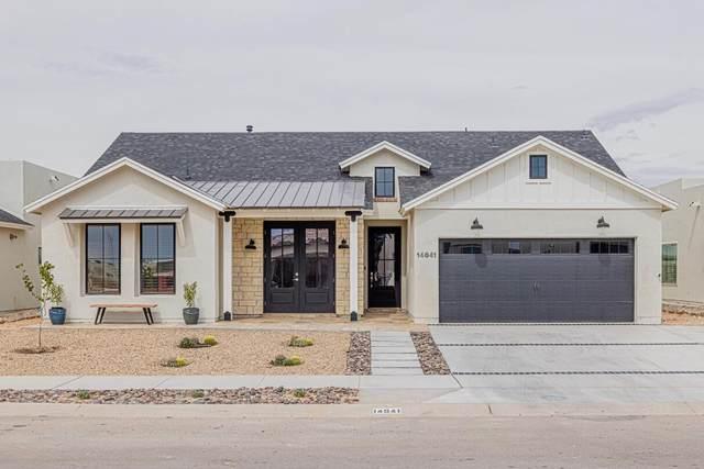 14641 Petralia Avenue, El Paso, TX 79938 (MLS #853241) :: The Purple House Real Estate Group