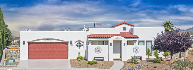 6333 Franklin Crest Drive, El Paso, TX 79912 (MLS #853245) :: Preferred Closing Specialists
