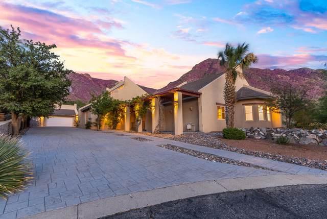 108 Calle Cumbre Court, El Paso, TX 79912 (MLS #853251) :: Jackie Stevens Real Estate Group