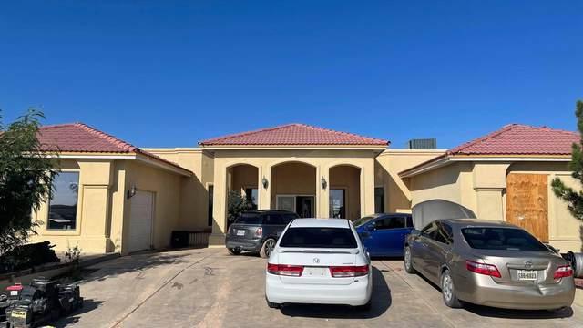 TBD Pellicano, El Paso, TX 79928 (MLS #853261) :: The Purple House Real Estate Group