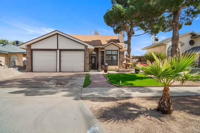 1722 Leroy Bonse Drive, El Paso, TX 79936 (MLS #853262) :: Jackie Stevens Real Estate Group
