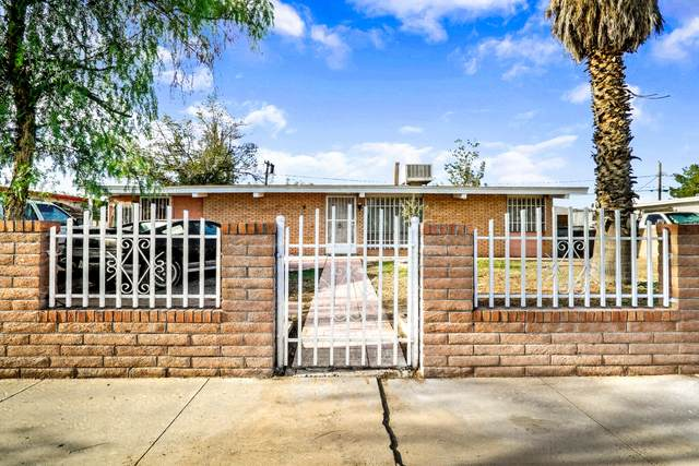433 Jensen Avenue, El Paso, TX 79915 (MLS #853263) :: The Purple House Real Estate Group