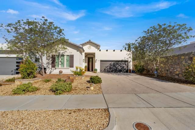 1660 Tonantzin Place, El Paso, TX 79911 (MLS #853266) :: Jackie Stevens Real Estate Group