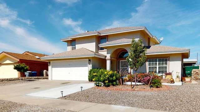 7525 Le Conte Drive, El Paso, TX 79912 (MLS #853267) :: Red Yucca Group