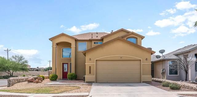 12724 Cozy Praire Court, El Paso, TX 79938 (MLS #853283) :: The Purple House Real Estate Group