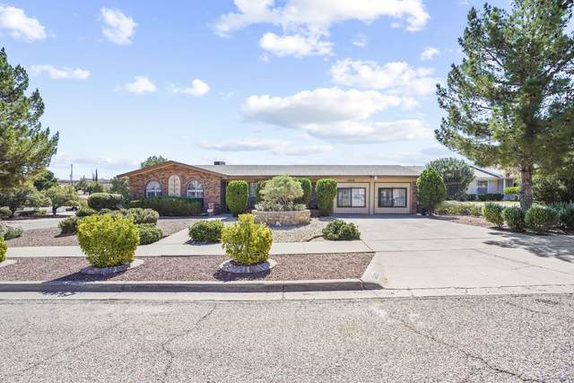 10850 Valle Grande Court, El Paso, TX 79935 (MLS #853286) :: The Purple House Real Estate Group