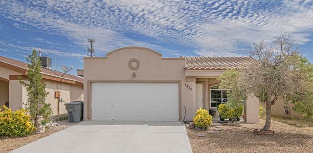 3836 Tierra Alamo Drive, El Paso, TX 79938 (MLS #853295) :: Preferred Closing Specialists