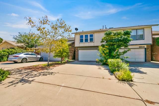 6622 Dawn Drive C, El Paso, TX 79912 (MLS #853298) :: Jackie Stevens Real Estate Group