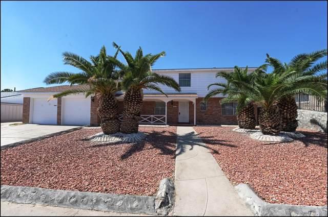 6452 Regal Lane, El Paso, TX 79904 (MLS #853312) :: The Purple House Real Estate Group