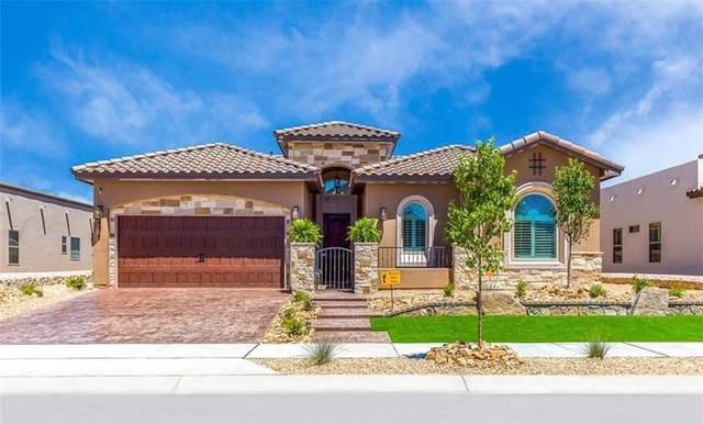 2748 San Gabriel Drive, Sunland Park, NM 88063 (MLS #853319) :: Mario Ayala Real Estate Group