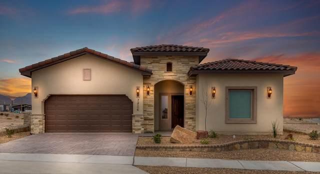 2760 San Gabriel Drive, Sunland Park, NM 88063 (MLS #853323) :: Mario Ayala Real Estate Group