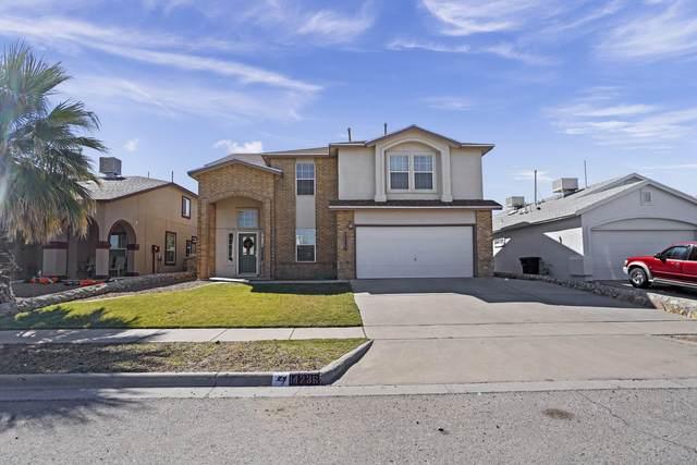 14236 Desert Sage Drive, El Paso, TX 79928 (MLS #853324) :: Jackie Stevens Real Estate Group