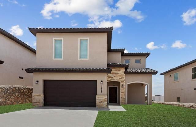 2752 San Gabriel Drive, Sunland Park, NM 88063 (MLS #853326) :: Mario Ayala Real Estate Group