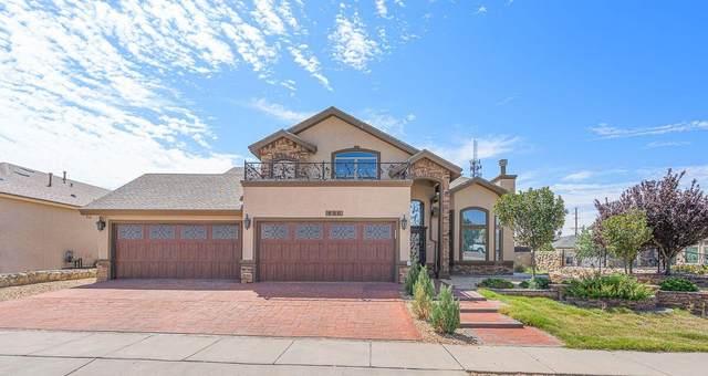 400 La Puesta Drive, El Paso, TX 79932 (MLS #853327) :: The Purple House Real Estate Group