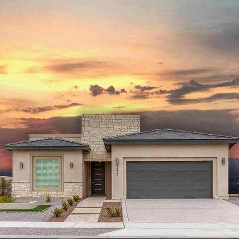 2740 San Gabriel Drive, Sunland Park, NM 88063 (MLS #853329) :: Mario Ayala Real Estate Group