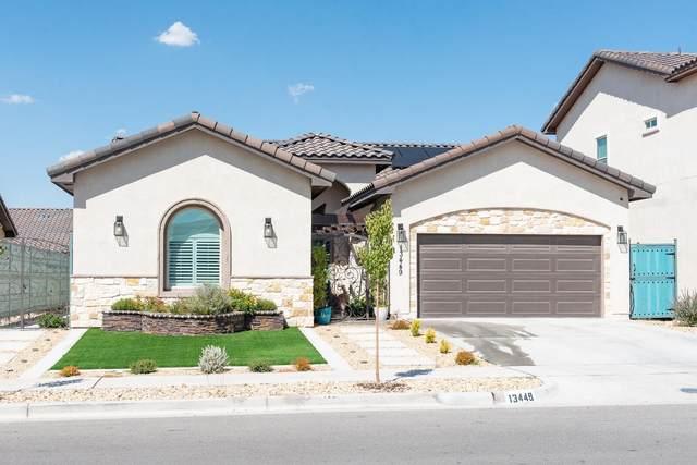 13449 Emerald Ranch Lane, El Paso, TX 79928 (MLS #853331) :: Jackie Stevens Real Estate Group