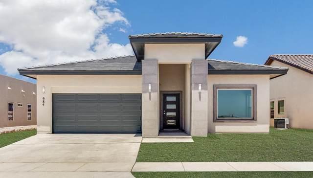 2724 San Gabriel Drive, Sunland Park, NM 88063 (MLS #853332) :: Mario Ayala Real Estate Group