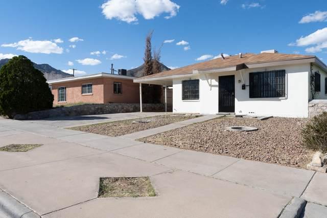 3315 Taylor Avenue, El Paso, TX 79930 (MLS #853334) :: Mario Ayala Real Estate Group