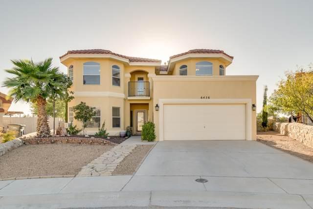 6436 Franklin Ridge Drive, El Paso, TX 79912 (MLS #853336) :: The Matt Rice Group