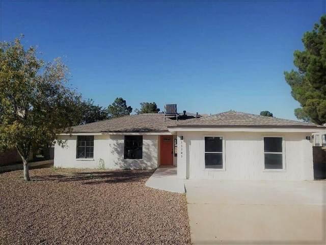 11141 Tenaha Avenue, El Paso, TX 79936 (MLS #853338) :: Jackie Stevens Real Estate Group