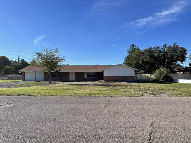 700 Tayopa Court, El Paso, TX 79932 (MLS #853345) :: The Purple House Real Estate Group