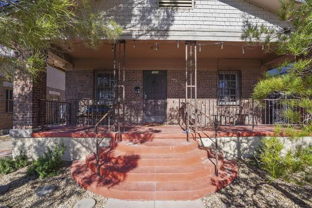 1604 Hawthorne Street, El Paso, TX 79902 (MLS #853350) :: The Purple House Real Estate Group
