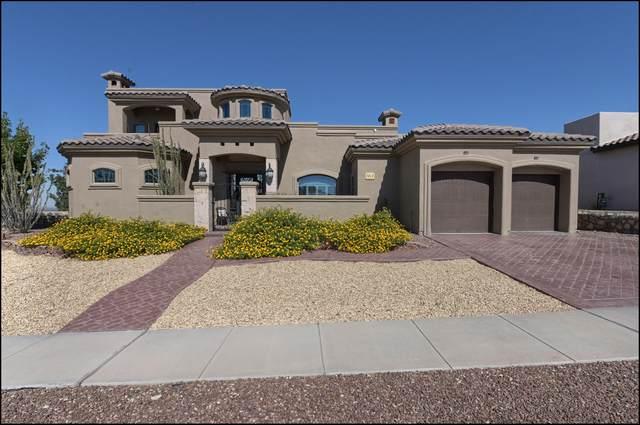 7313 Brays Landing Drive, El Paso, TX 79911 (MLS #853354) :: Jackie Stevens Real Estate Group