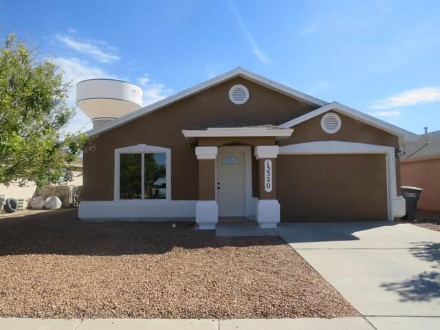 13320 Jonathan Elias Court, El Paso, TX 79938 (MLS #853367) :: Jackie Stevens Real Estate Group