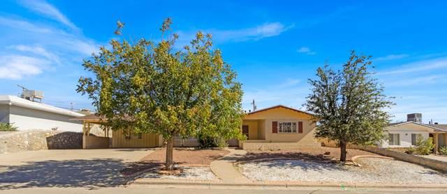 4236 Canterbury Drive, El Paso, TX 79902 (MLS #853370) :: Mario Ayala Real Estate Group