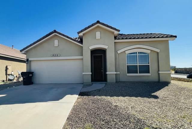 400 Saltford Place, El Paso, TX 79928 (MLS #853373) :: Jackie Stevens Real Estate Group