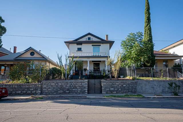 1117 Arizona Avenue, El Paso, TX 79902 (MLS #853381) :: Jackie Stevens Real Estate Group