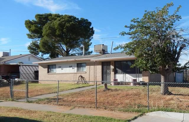 4989 Winthrop Drive, El Paso, TX 79924 (MLS #853387) :: Jackie Stevens Real Estate Group
