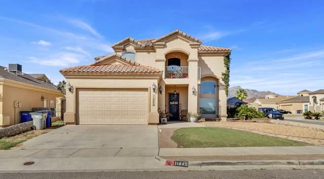 11445 Pifas Nevarez Place, El Paso, TX 79934 (MLS #853389) :: Jackie Stevens Real Estate Group