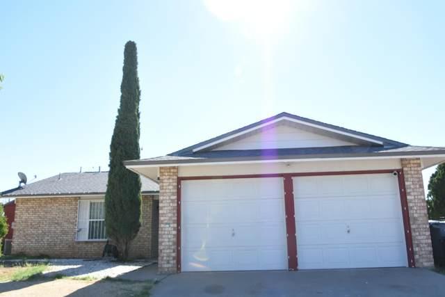 10504 Appaloosa Place, El Paso, TX 79924 (MLS #853391) :: Jackie Stevens Real Estate Group