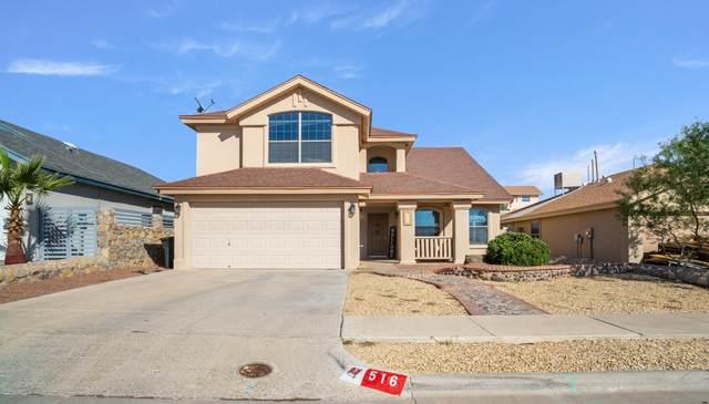 516 Longleaf Place, Horizon City, TX 79928 (MLS #853394) :: Jackie Stevens Real Estate Group