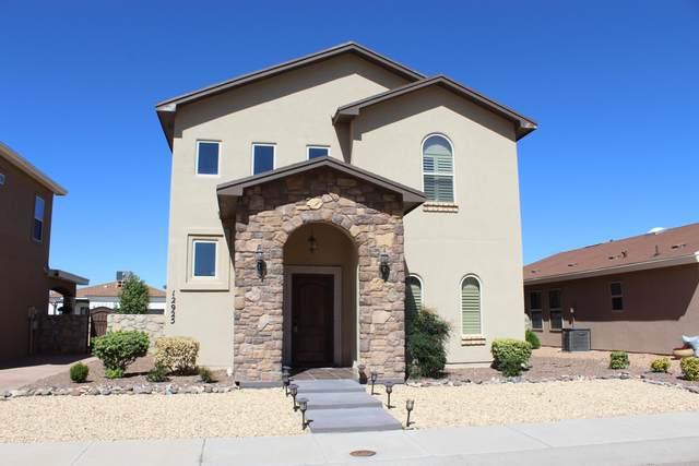 12925 Hueco Mine Drive, El Paso, TX 79938 (MLS #853408) :: Jackie Stevens Real Estate Group