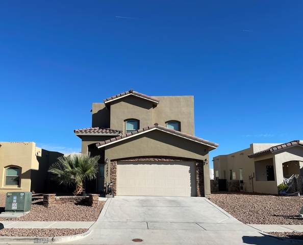 14837 Willie Worsley Avenue, El Paso, TX 79938 (MLS #853411) :: The Purple House Real Estate Group