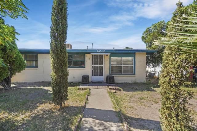 6274 E Yandell Drive, El Paso, TX 79905 (MLS #853413) :: Jackie Stevens Real Estate Group