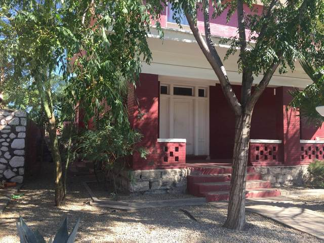 1309 E Rio Grande Avenue, El Paso, TX 79902 (MLS #853415) :: Jackie Stevens Real Estate Group
