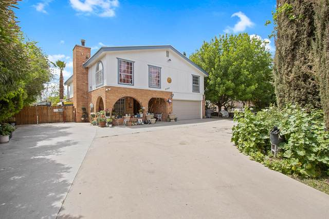 6003 Oleaster Drive, El Paso, TX 79932 (MLS #853417) :: The Purple House Real Estate Group