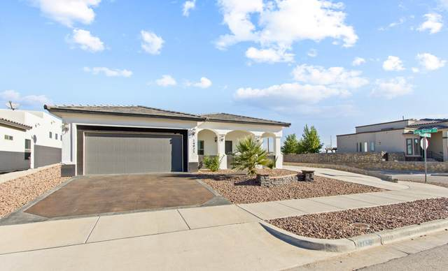 14921 Holly Springs Ave, El Paso, TX 79938 (MLS #853418) :: The Purple House Real Estate Group