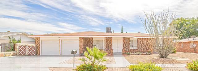 3148 Edgerock Drive, El Paso, TX 79935 (MLS #853421) :: The Purple House Real Estate Group