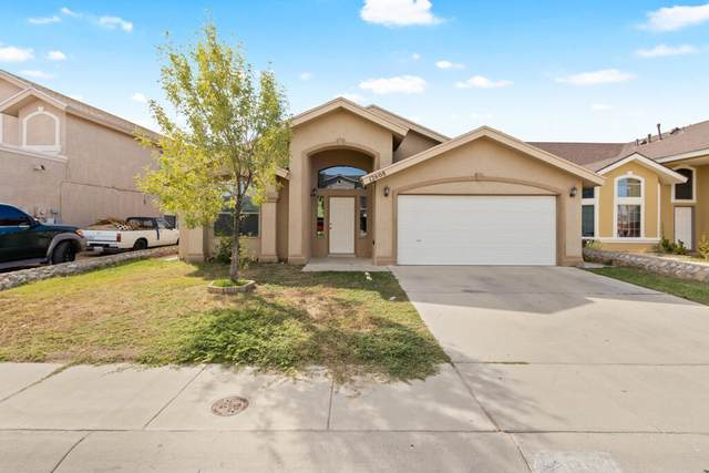 12608 Wolf Berry Drive, El Paso, TX 79928 (MLS #853422) :: Summus Realty
