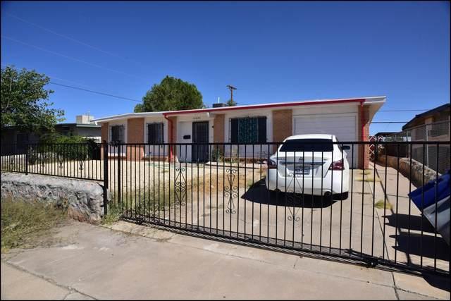 10404 Dunlap Drive, El Paso, TX 79924 (MLS #853425) :: Jackie Stevens Real Estate Group