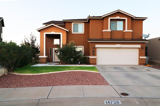 14725 Tim Hardaway Drive, El Paso, TX 79938 (MLS #853432) :: The Purple House Real Estate Group