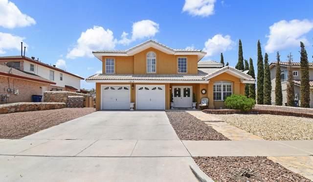 1213 Pasatiempo Circle, El Paso, TX 79912 (MLS #853433) :: Preferred Closing Specialists