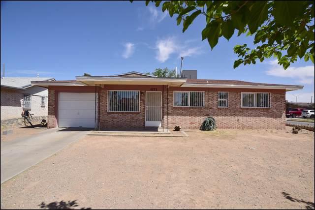 5773 Sweetwater Drive, El Paso, TX 79924 (MLS #853436) :: Jackie Stevens Real Estate Group