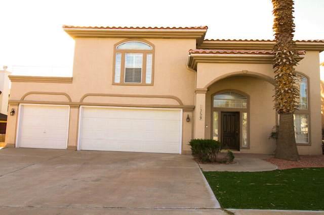 1359 Doc Holidy Place, El Paso, TX 79936 (MLS #853441) :: Summus Realty